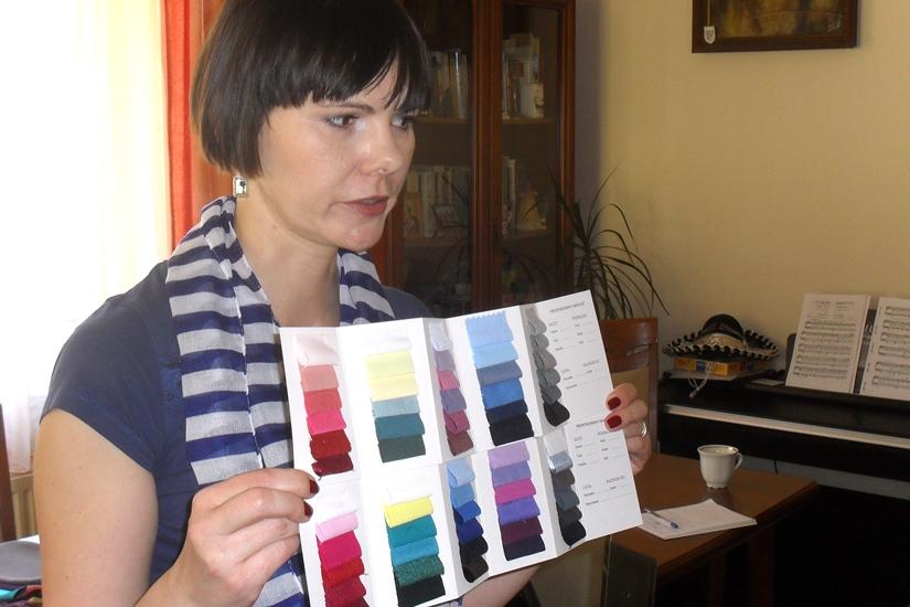 DSKstyle warsztaty analiza kolorystyczna